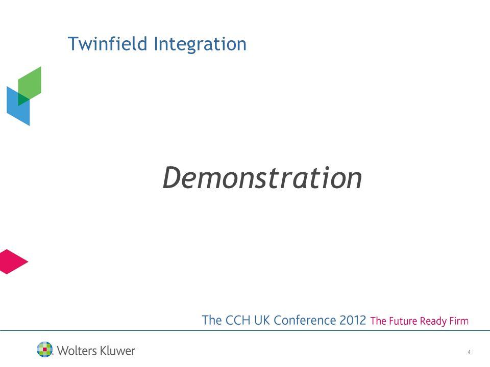 Twinfield Integration Demonstration 4