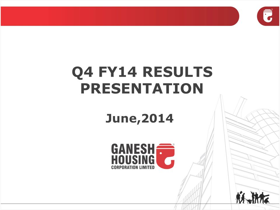 Q4 FY14 RESULTS PRESENTATION June,2014