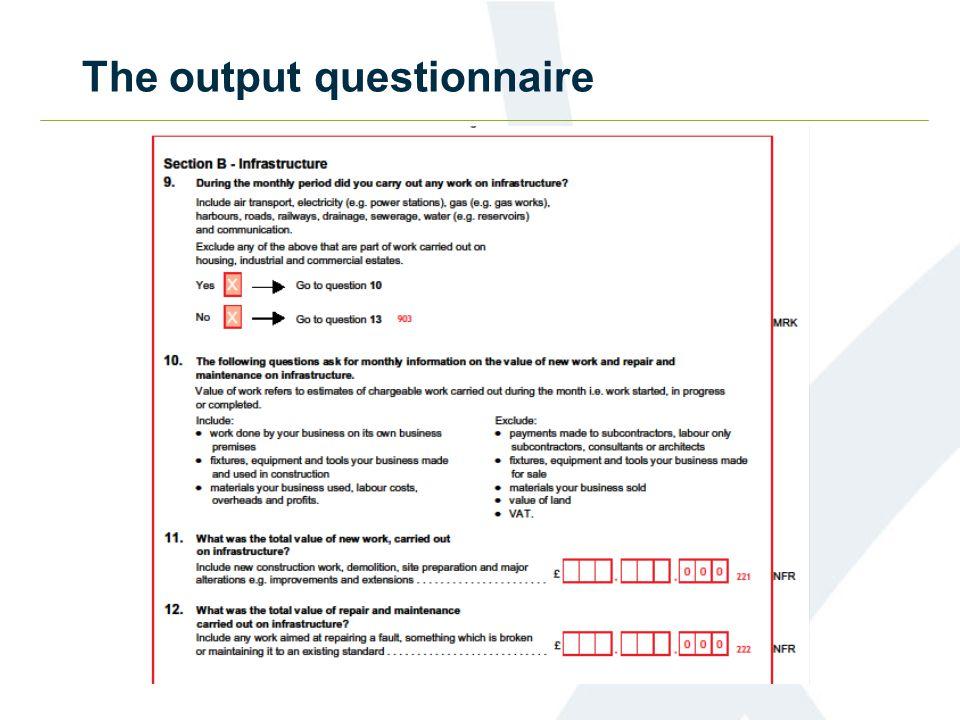 Repair and maintenance Value of new work, Q4 2011 = £19,757m Repair and maintenance= £11,185m Total, Q4 2011= £30,942m So, new work = 64% of the total; repair and maintenance = 36%