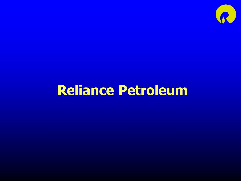 Reliance Petroleum