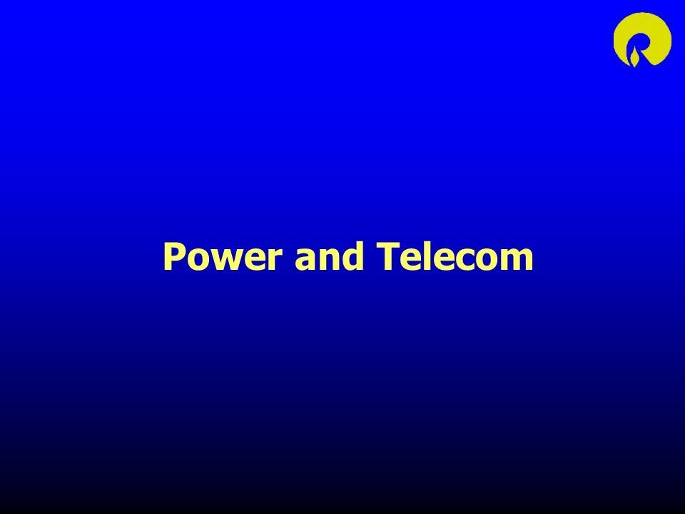 Power and Telecom