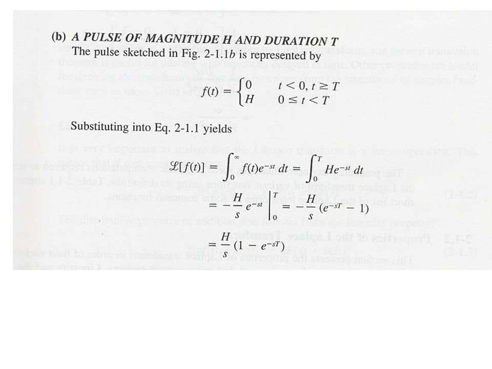Example 3-4.3 Determine the transfer functions =?=?