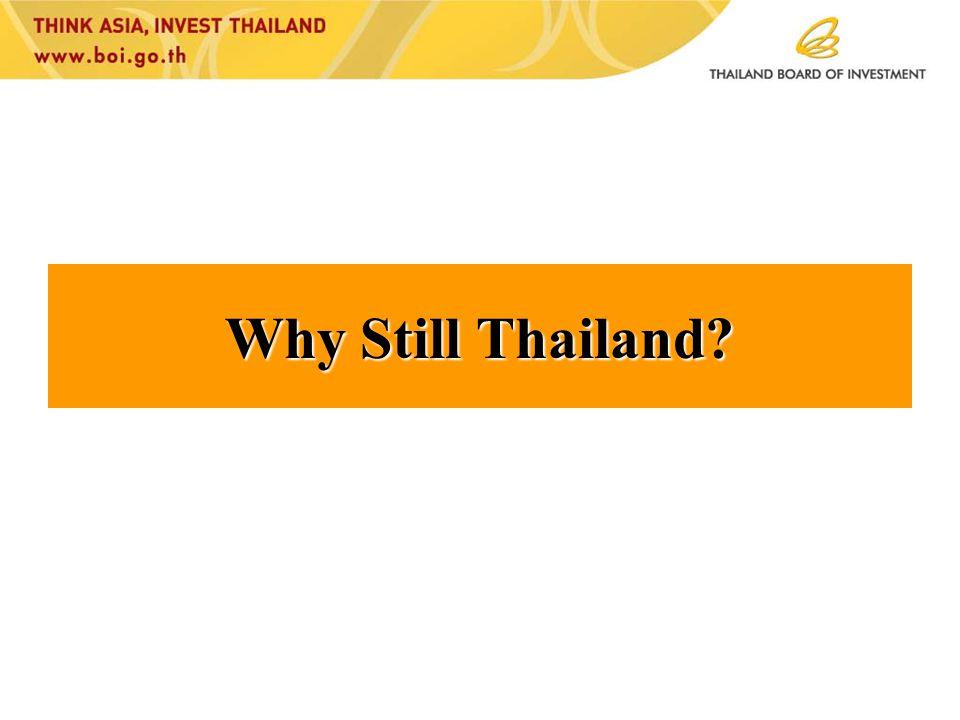 Why Still Thailand