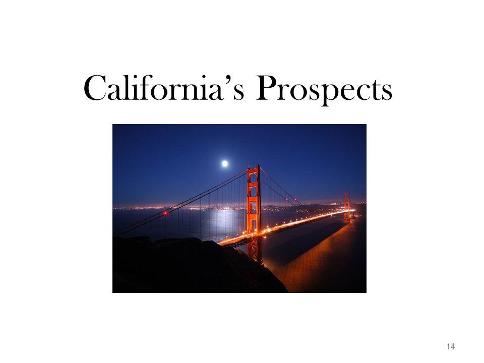 California's Prospects 14