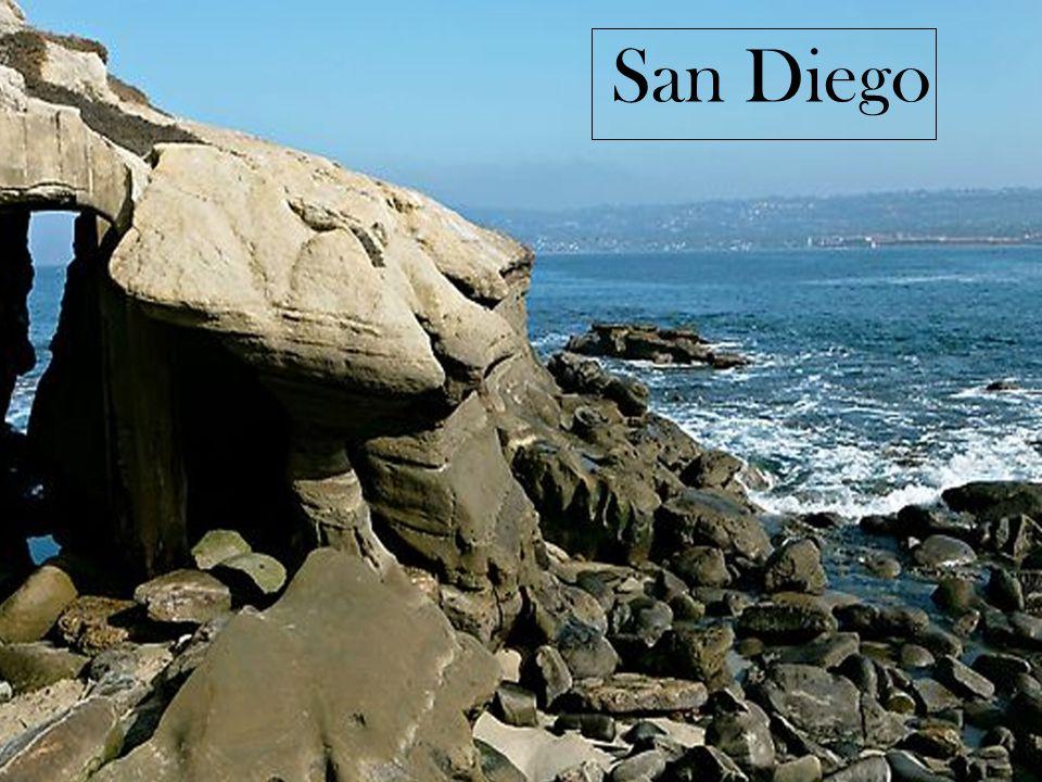 20 San Diego