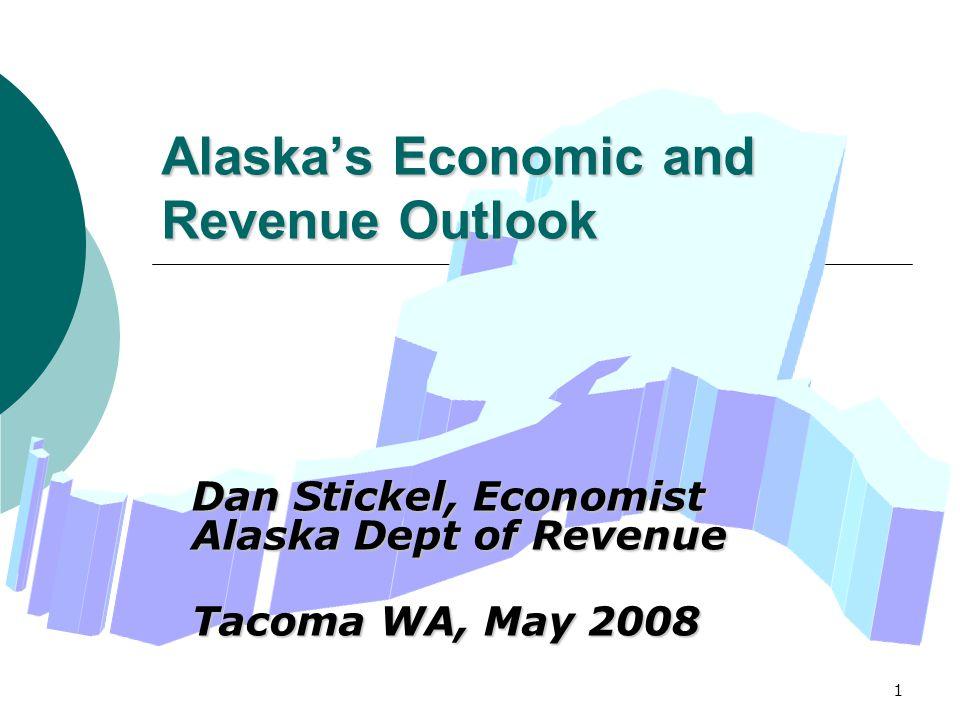 22 For more information Dan Stickel Alaska Department of Revenue daniel.stickel@alaska.govwww.tax.alaska.gov