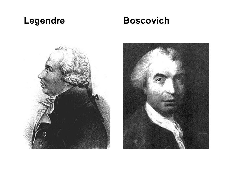 BoscovichLegendre