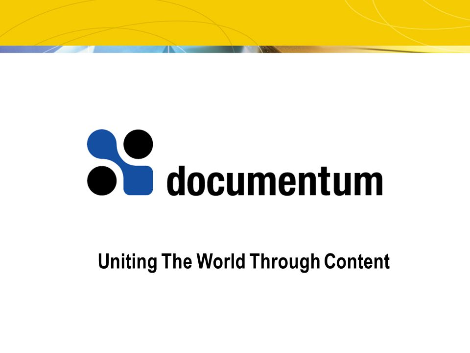 Uniting The World Through Content