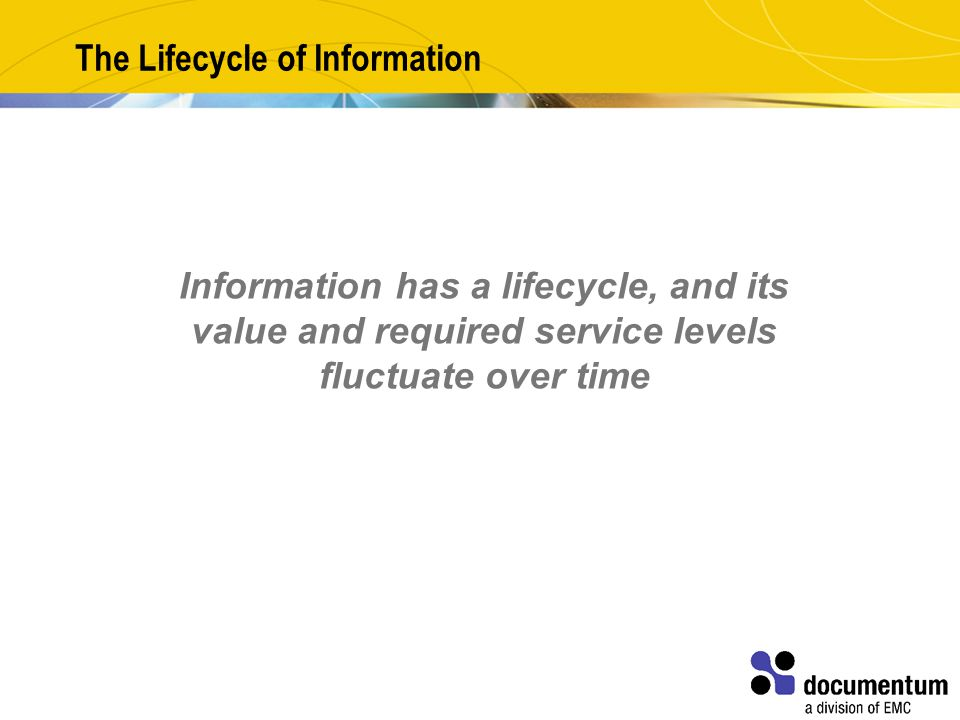 Declaration of Records Automated by Workflow, Life Cycle or an End User Right Mouse Click