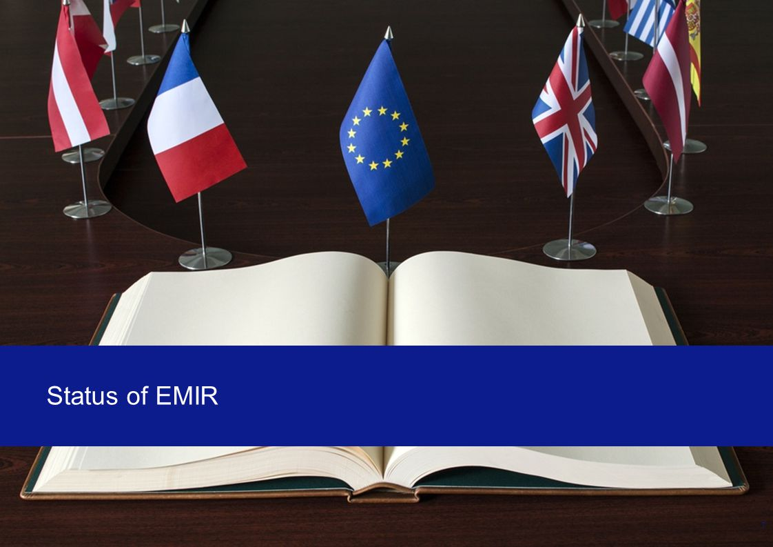 Clifford Chance8 EMIR (August 2012) Short Selling Regulation (November 2012) AIFMD (July 2013) CRD IV / CRR (1 Jan 2014) FTT (2014?) MAD 2 (expected to be applied at the same time as MiFID2) MiFID2 / MiFIR Timeline for European OTC Derivatives Reform 8 Regional Legal and Regulatory Issues Proposed regulation on CSDs (2015) Margin requirements for uncleared swaps (from 2015) 2013201420152016 Q2Q3Q4Q1Q2Q3Q4Q1Q2Q3Q4Q1Q2Q3Q4Q3Q1Q4 2012 Q2Q3Q4Q1Q2Q3Q4Q1Q2Q3Q4Q1Q2Q3Q4Q3Q1Q4