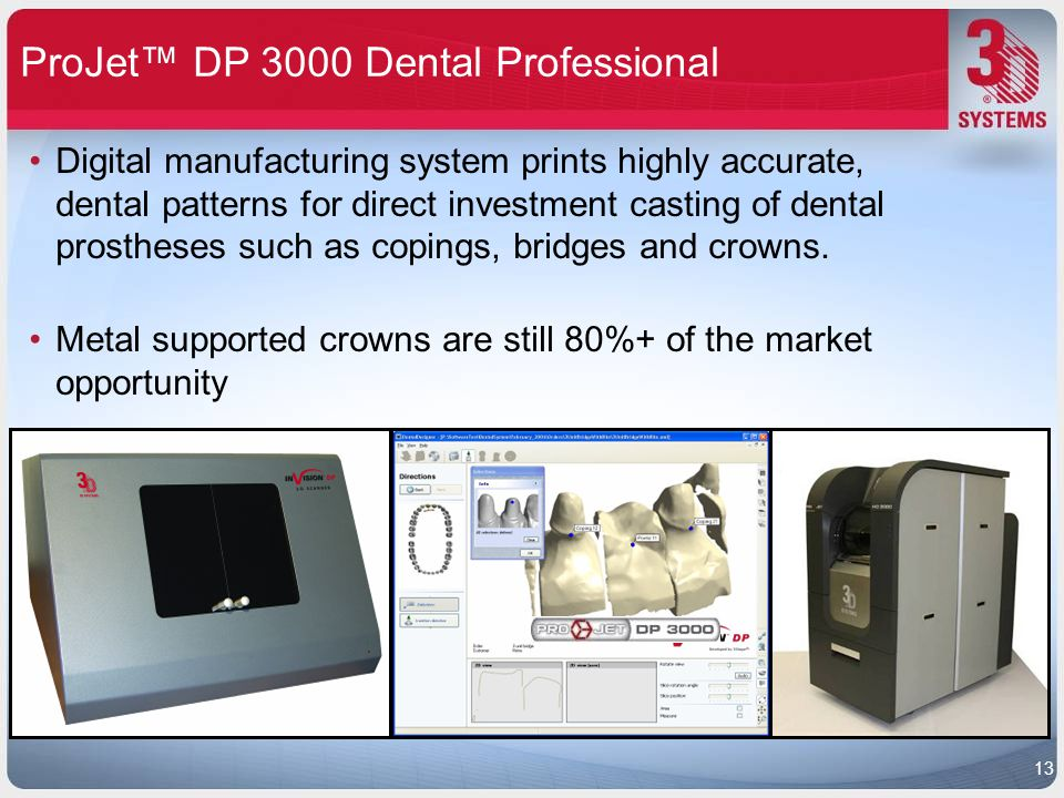 Digital manufacturing system prints highly accurate, dental patterns for direct investment casting of dental prostheses such as copings, bridges and c