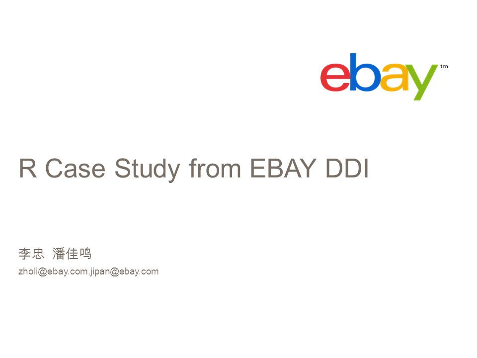 2012 Q4 Mobile Buyer Analysis Summary  We can see that the top 5 eBay big market places are US,UK,DE,AU and CA, but it is clearly that BRIC countries (Brazil, Russia, India and China) have a big potential business opportunity for EBAY mobile marketplace.