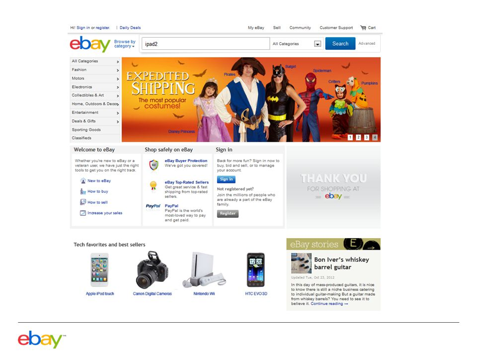 eBay Data Platform Batch Support The Business Problem How many types of Batch Failure How to describe each type of Batch Failure How to automatically detect Batch Failure