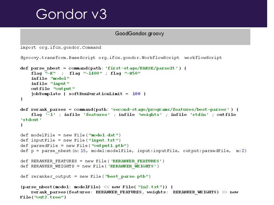 Gondor v3