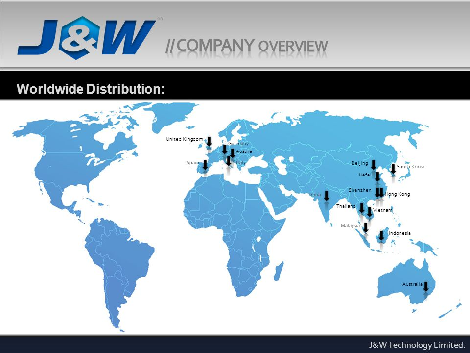 J&W Technology Limited.