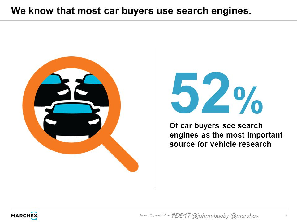 7 And we know that searches are going mobile.