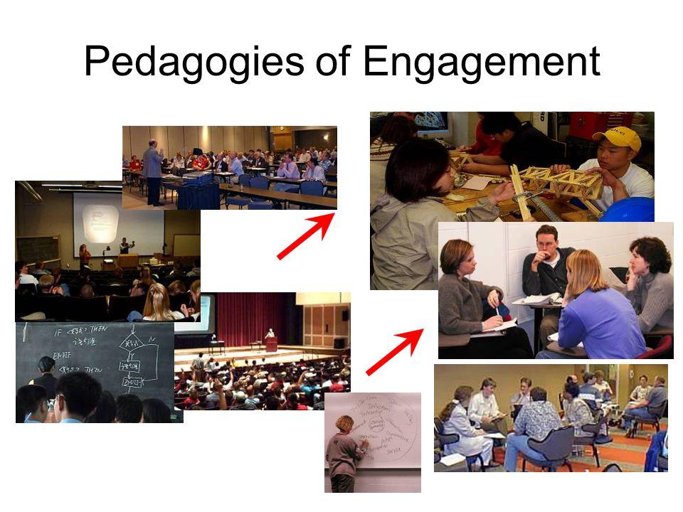 23 Pedagogies of Engagement