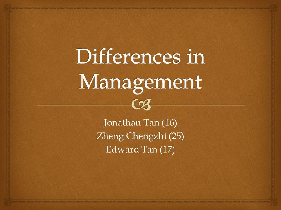 Jonathan Tan (16) Zheng Chengzhi (25) Edward Tan (17)