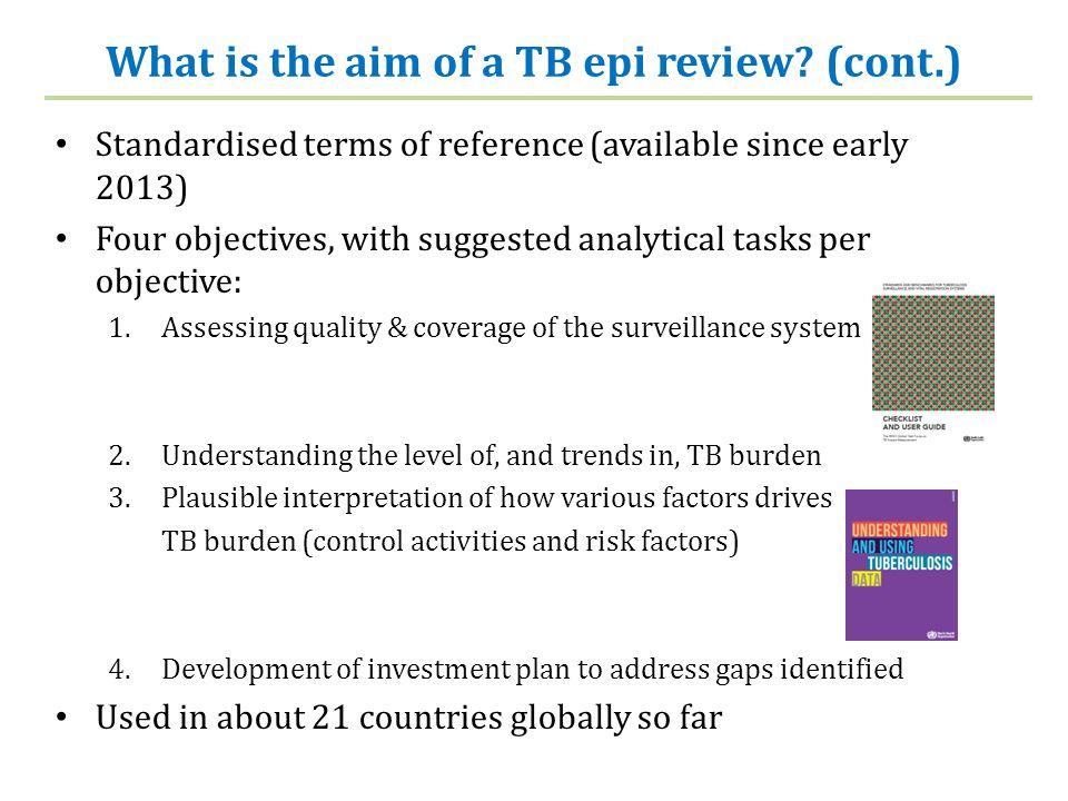 TB surveillance data internal consistency