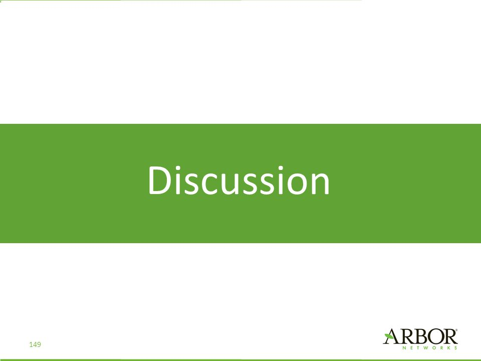 Discussion 149