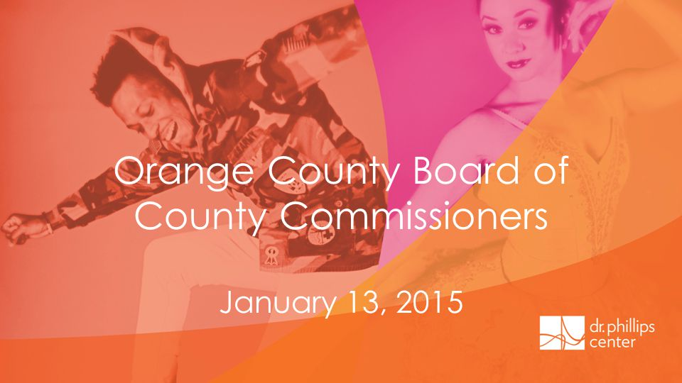 Orange County Board of County Commissioners January 13, 2015