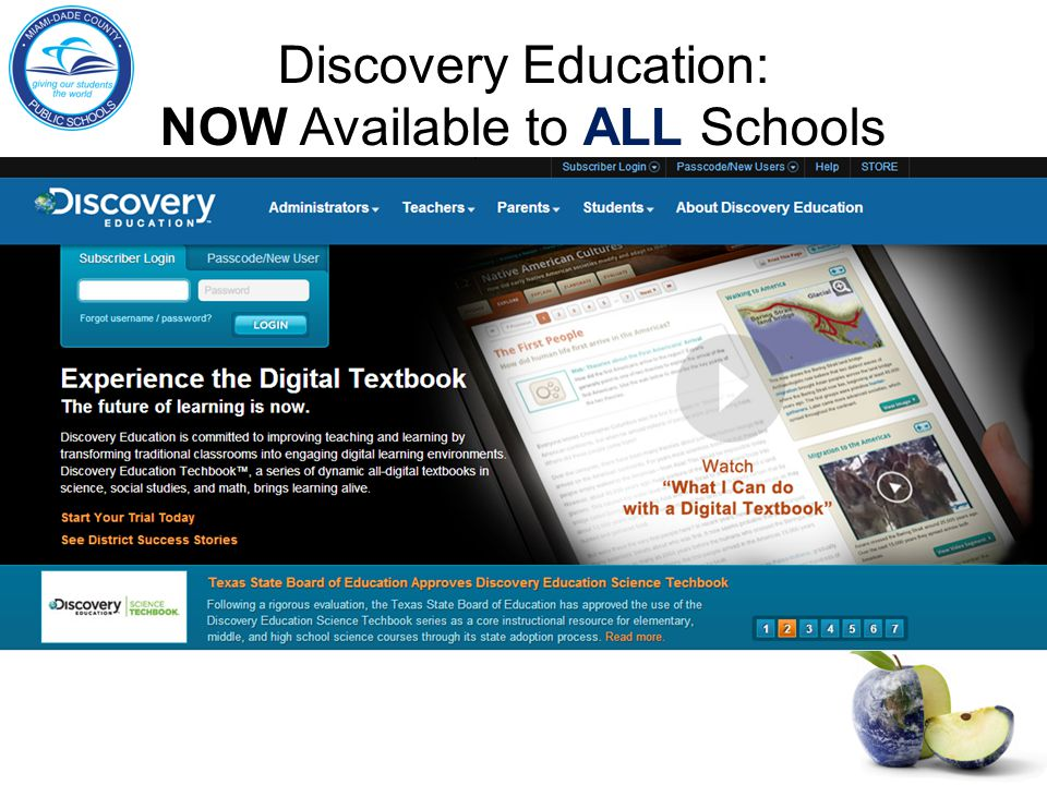 Discovery Education: NOW Available to ALL Schools