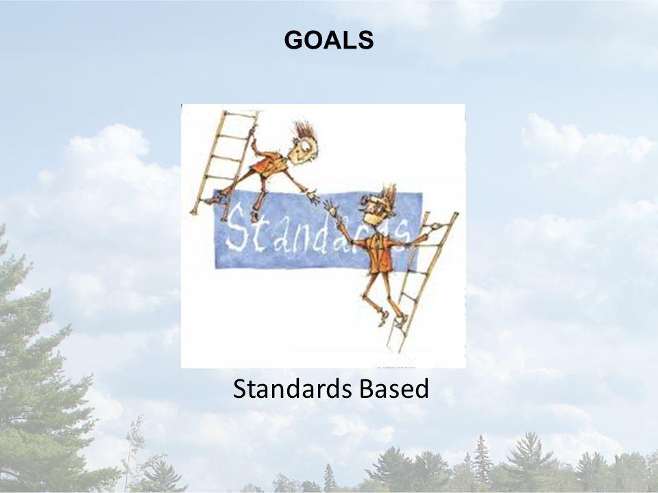 GOALS Standards Based