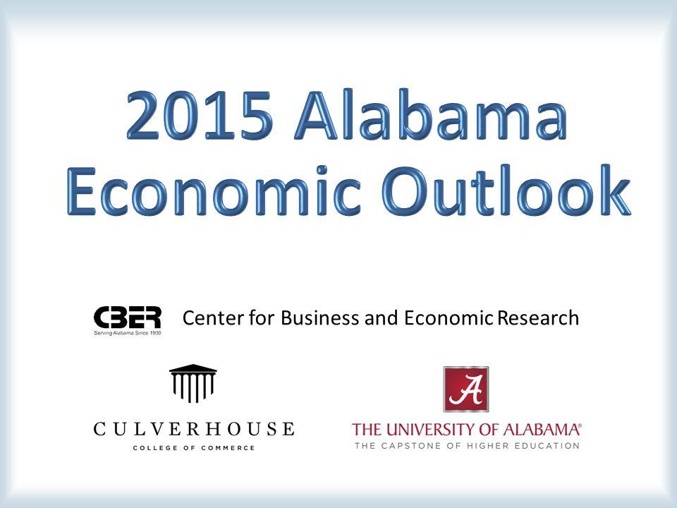 22 Source: Alabama Department of Labor and U.S. Bureau for Economic Analysis. GDP Employment