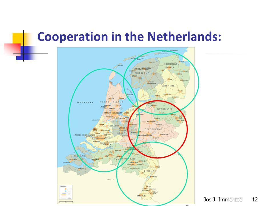 12 Cooperation in the Netherlands: Jos J. Immerzeel