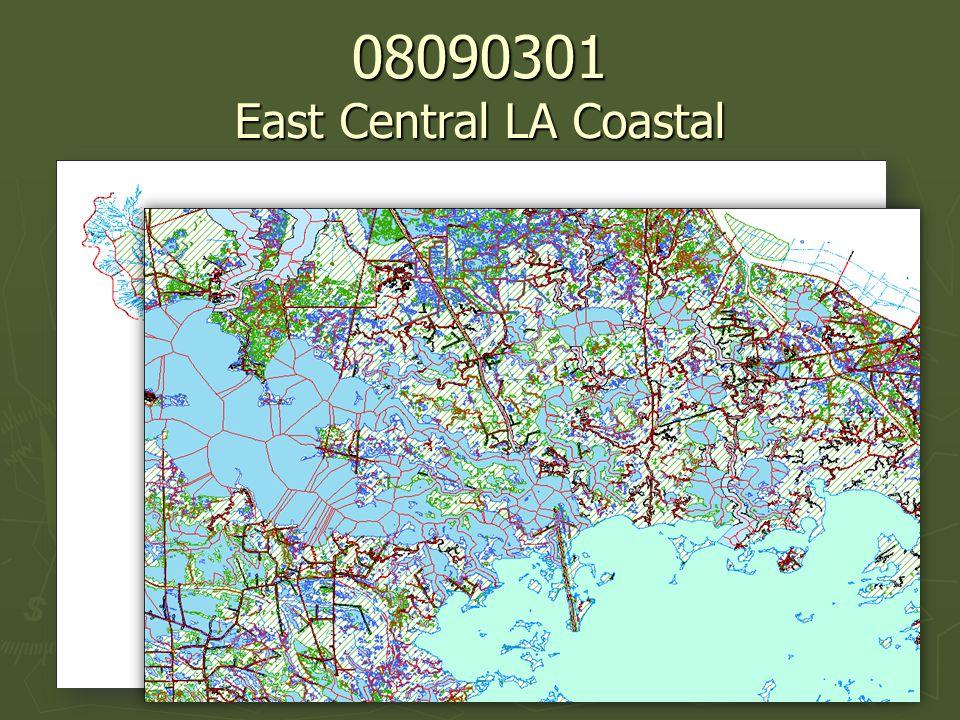 08090301 East Central LA Coastal