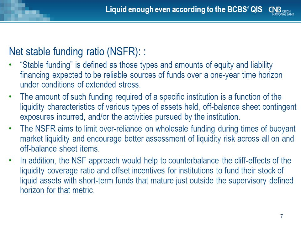 18 Liquidity shortfall A.Deposit outflows:  not all deposits are guaranteed,  fixed costs to extracting deposits from banks,  an insufficiency of the insurance funds… B.The increase of the banks` loan portfolio:  the drawdown on credit lines,  the loss of confidence.