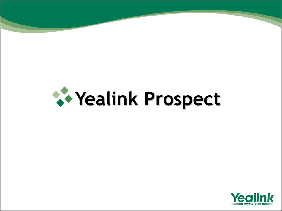 Yealink Prospect