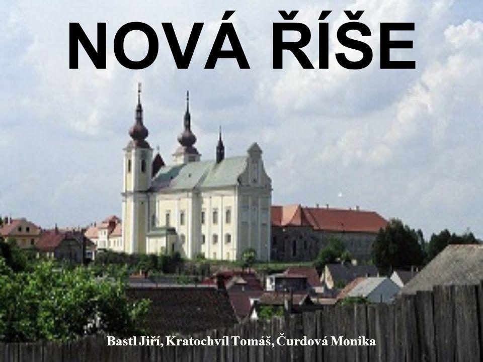 NOVÁ ŘÍŠE Bastl Jiří, Kratochvíl Tomáš, Čurdová Monika