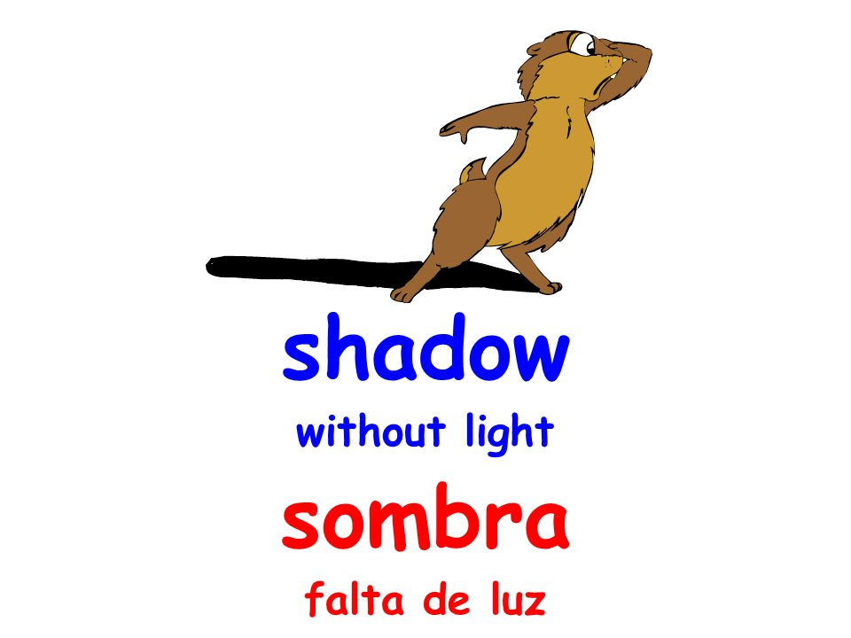 shadow without light sombra falta de luz