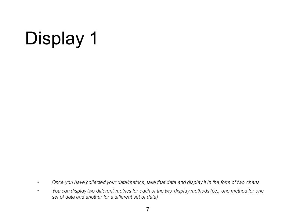 8 Display 2