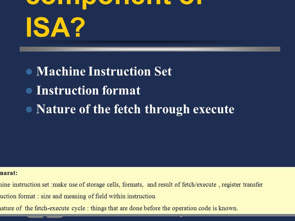 240-334 by Wannarat MIPS Logical Instruction InstructionExampleMeaning 22.shift right arithm sra $,$2,10 (sign extend) 23.sllv 24.srlv 25.srav