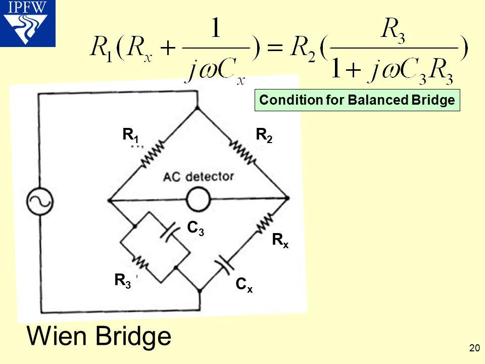 21 Wien Bridge Oscillator Circuit http://niuhep.physics.niu.edu/~eads/phys475/lab9.html http://niuhep.physics.niu.edu/~eads/phys475/lab9.html.001 uF 10KΩ Adjust the 50K resistor for a sine wave output Expected Sine Wave Frequency=15.9 KHz