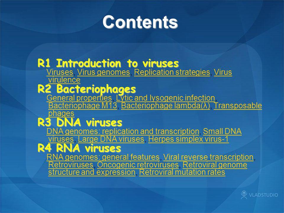 R4 RNA viruses — Viral reverse transcription The use of virus-derived reverse transcriptases (RTs, 逆转录酶 ) has revolutionized molecular biology.