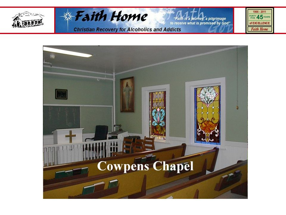 Faith Home Lives and Families Restored