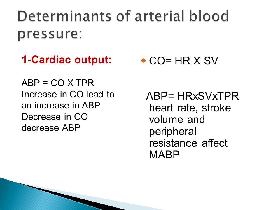  Receptors: Low pressure receptors especially in the RA.