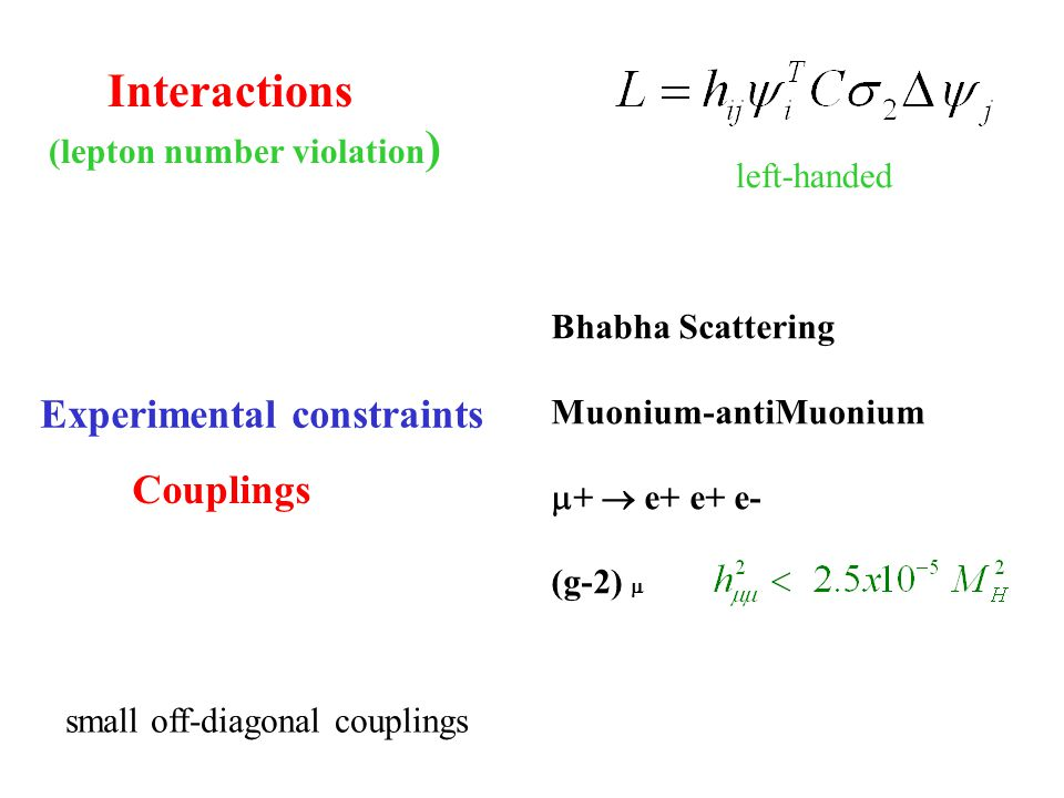 One Doubly Higgs Production Physical single charged scalars (proton –proton)