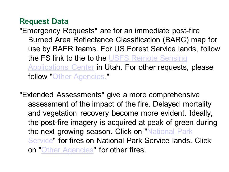 Request Data