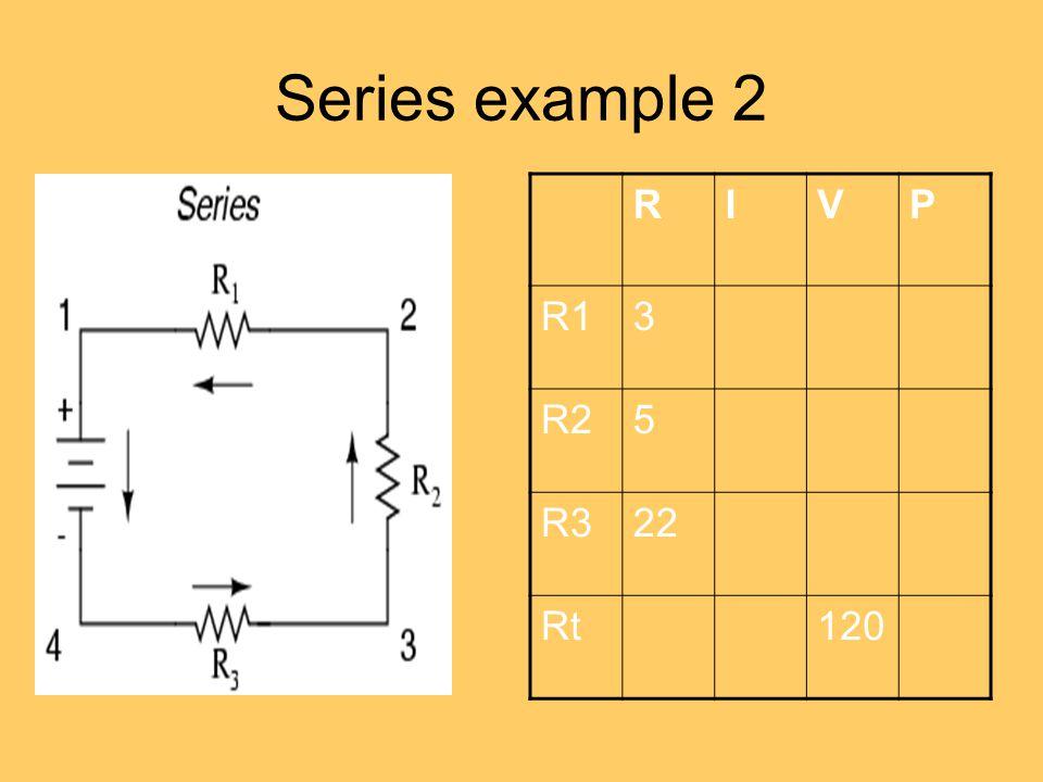 Series example 3 RIVP R125 R25 R310 Rt4