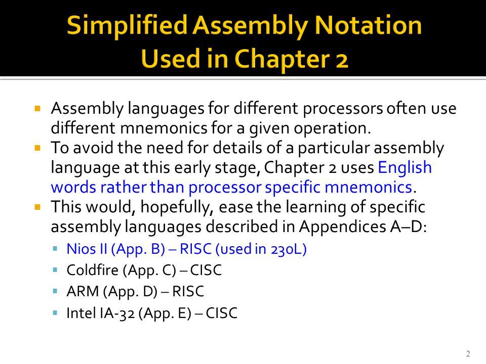 53 0moviar3, N 4ldwr3, (r3) 8moviar5, A 12ldwr6, (r5) 16movir2, 1 20:addir5, r5, 4 24ldwr4, (r5) 28bger6, r4, Skip 32movr6, r4 36:addir2, r2, 1 40bgtr3, r2, 20 44moviar2, Max stwr6, (r2).org2000 Max:.skip 4 N:.word20 A:.skip80 SymbolValue Nundefined A Loop20 Skip36 Maxundefined Symbol Table