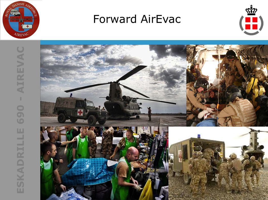 ESKADRILLE 690 - AIREVAC Forward AirEvac