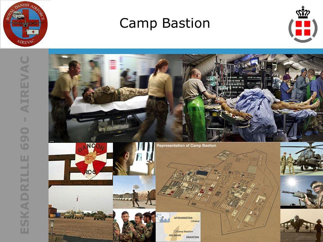 ESKADRILLE 690 - AIREVAC Camp Bastion