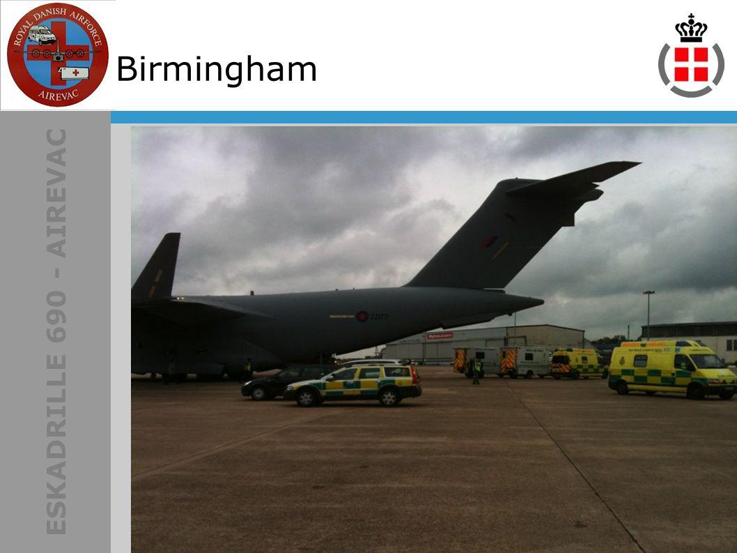 ESKADRILLE 690 - AIREVAC Birmingham