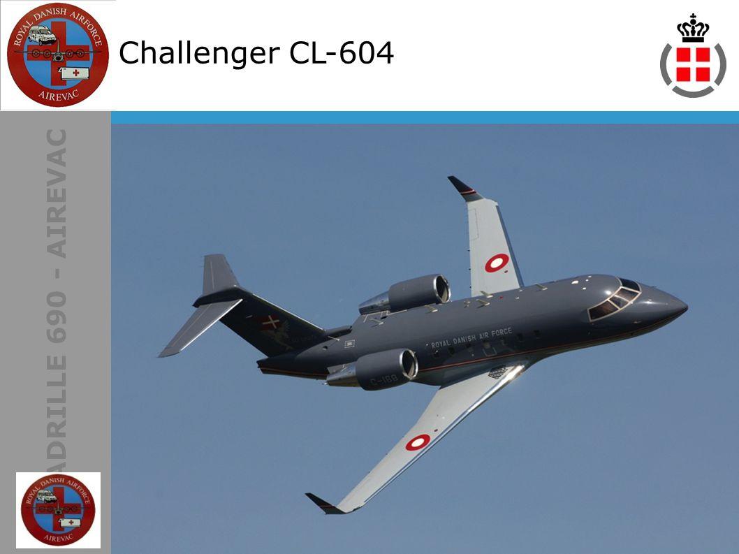 ESKADRILLE 690 - AIREVAC Challenger CL-604