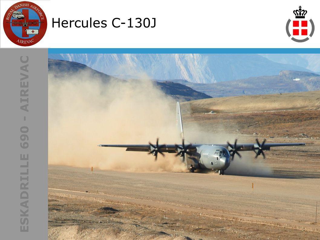 ESKADRILLE 690 - AIREVAC Hercules C-130J