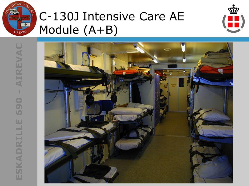 ESKADRILLE 690 - AIREVAC C-130J Intensive Care AE Module (A+B)
